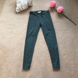 Forrest Green leggings